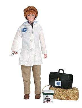 "Breyer - Veterinarian with Vet Kit 8"" Figure"