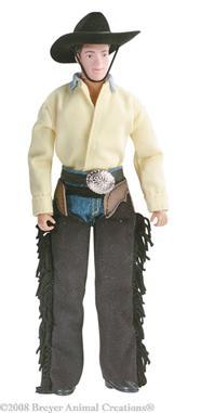 "Breyer - Austin - Cowboy 8"" Figure"