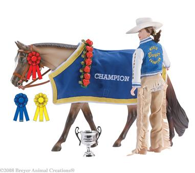 Breyer Winners' Circle Accessory Set