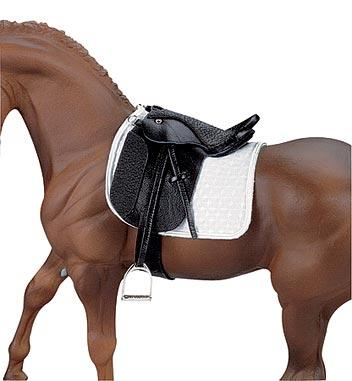 Breyer - Stoneleigh II Dressage Saddle