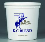 Blue Stallion K-C Blend