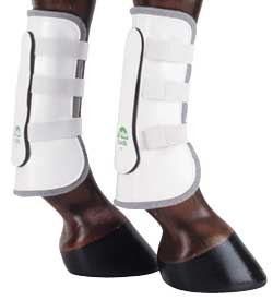 Fybatack Continental Open Front Jump Boots