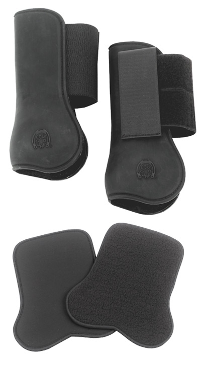 Equi-Guard Open Boots with 2 Liners
