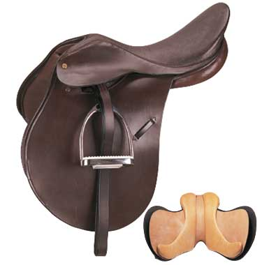 Gold Medal Combination Close Contact Saddle