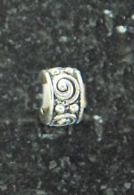 Joppa Double Dot Small Pattern Bead