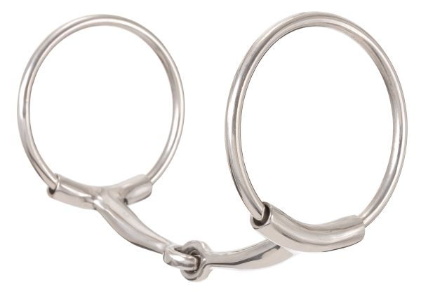No Pinch O-Ring Snaffle