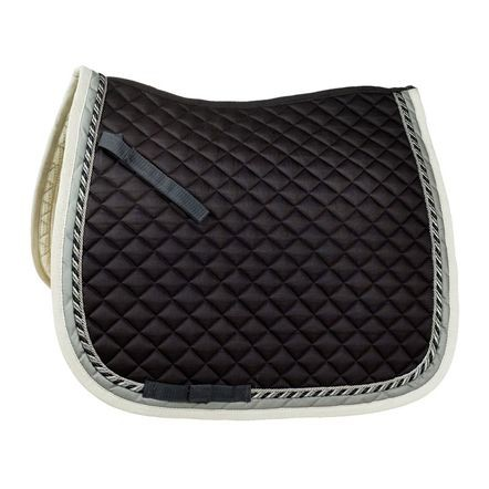 HorZe Double-Corded Saddle Pad Dressage