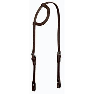 Weaver Leather Flat Sliding Ear Headstall