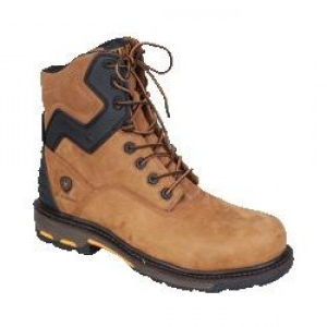 "Ariat Men's Workhog RT 8"" with Composite Safety Toe"