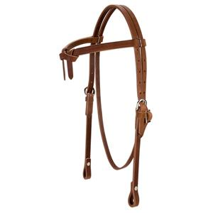 Weaver Horizons Knotted Browband Headstall