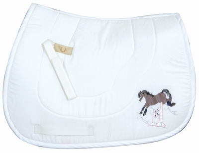 Tuffrider Molly Pony Pad