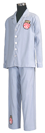 TuffRider Peppermint Dreams Pj'S Shirt/Pant Set