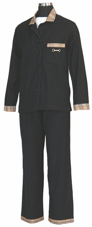 TuffRider Snaffle Pj'S Shirt/Pant Set