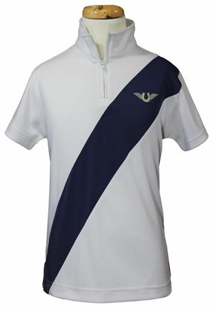 TuffRider Kyle Kwik Dry Polo Shirt