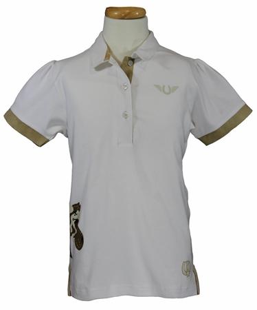 TuffRider Blossom Polo Shirt