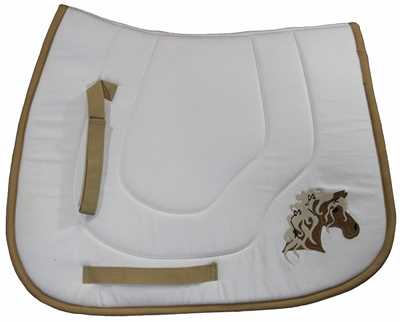 TuffRider Blossom Pony Saddle Pad