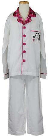 TuffRider Bff Pj'S Shirt/Pant Set