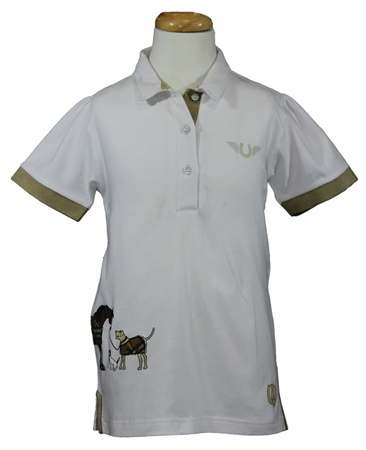 TuffRider Trio Polo Shirt