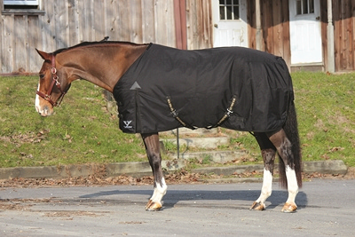 TuffRider Hippo Medium Weight Turnout Blanket
