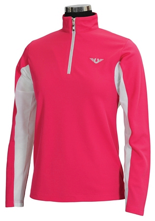 TuffRider Ventilated Shirt Ladies L/S