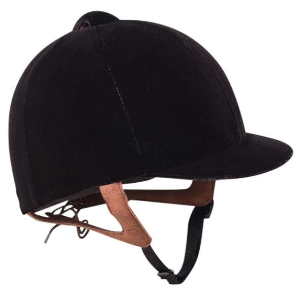 IRH Olympian Velvet Riding Helmet
