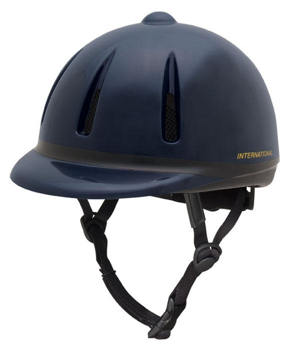 IRH Air-Lite Shiny Finish Riding Helmet