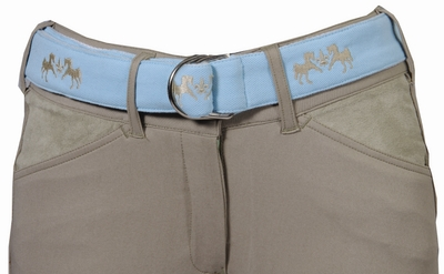 Equine Couture Oceanic Belt