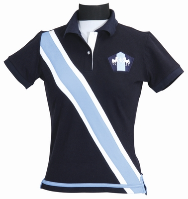 Equine Couture Bermunda Short Sleeve Polo