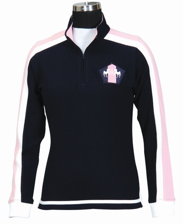 EQUINE COUTURE Pacific Long Sleeve Polo