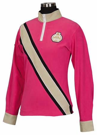 Equine Couture Berwick Long Sleeve Polo