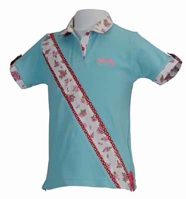Equine Couture Bindia Polo Shirt