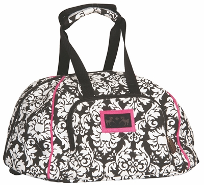 Equine Couture Damask Hat Bag
