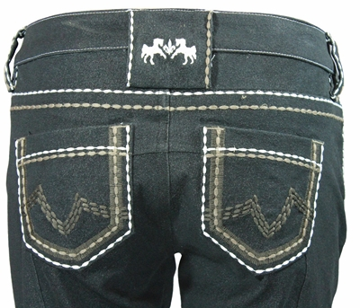 Equine Couture Jessie Jeans Breeches