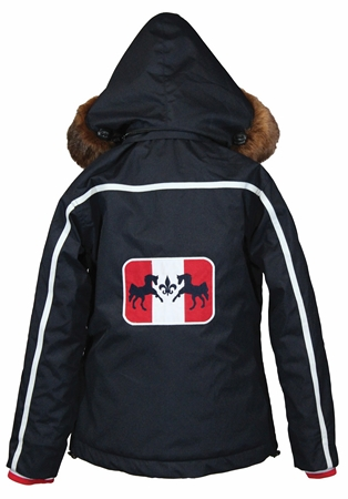 Equine Couture Fjord Jacket Children