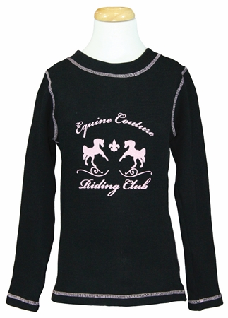 Equine Couture Riding Club Innerwear Long Shirt