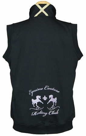 Equine Couture Riding Club Vest
