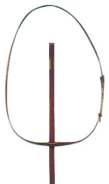 Courbette Standing Martingale