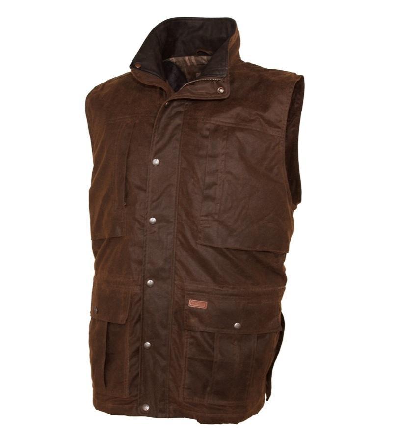 Outback Trading Deer Hunter Oilskin Vest