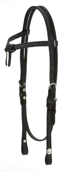 Silver Royal Show Futurity Brow Headstall