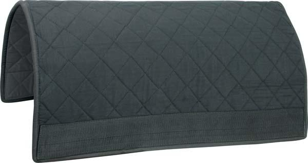Abetta Saddle Pad with Wear Plates