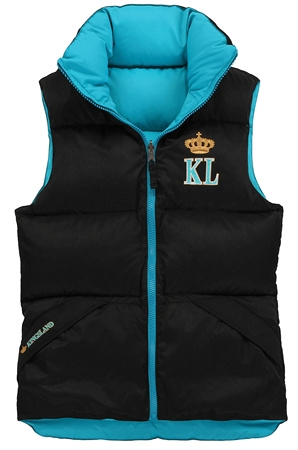 Kingsland Chara Reversible Down Vest