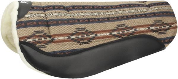 Abetta Dodgeville Felt & Fleece Barrel Pad