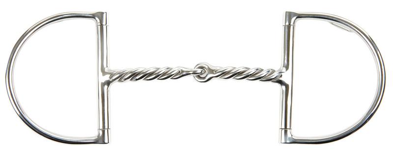 """Korsteel Twisted Wire Big Dee - 3.5"""" Rings"""