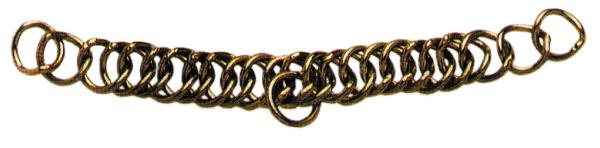 Korsteel Curb Chain Twin Link