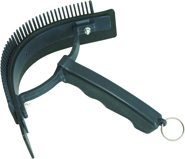 Sweat Scraper with Comb