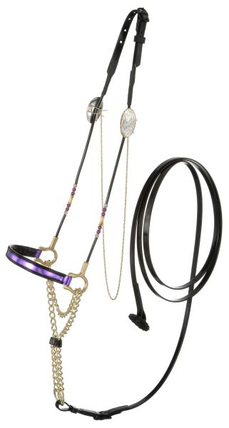 Royal King Miniature Show Halter