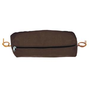Weaver Rectangular Nylon Cantle Bag
