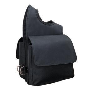 Weaver Nylon Pommel Bag