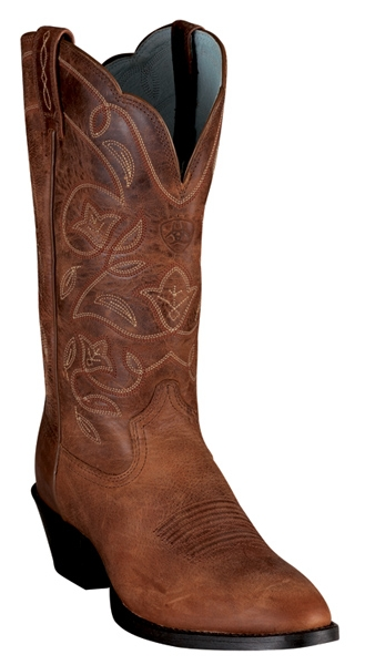 Ariat Woman's Heritage Western R-Toe