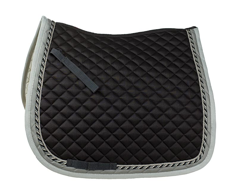 HORZE Two Cord Saddle Pad, Allound